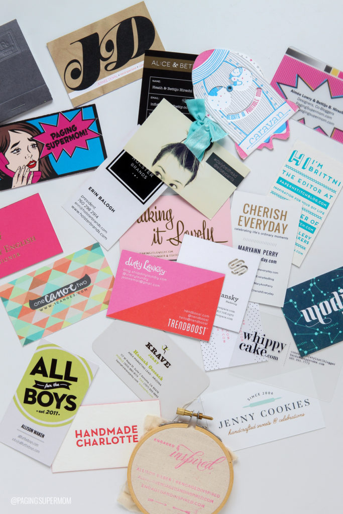 Tips for Great business Cards