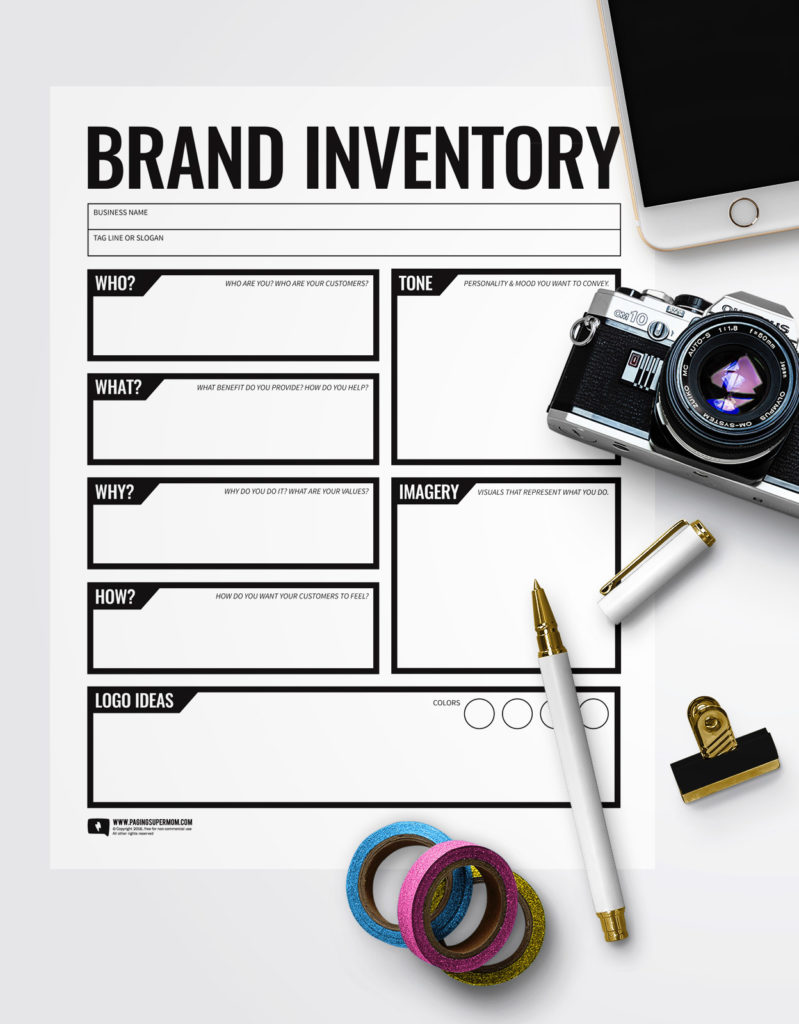 Brand-Inventory-Worksheet
