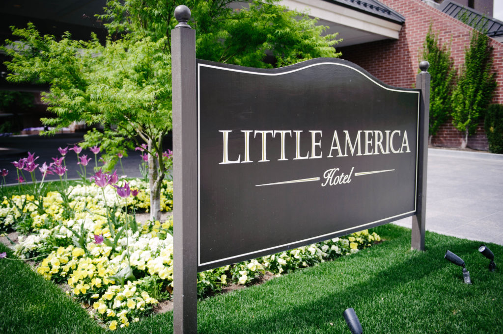 Little America Hotel Salt Lake City UT