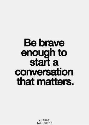 Brave quote by Dau Voire